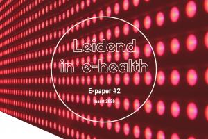 Tweede editie e-paper Leidend in e-health