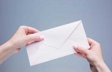 Sleutel-mail