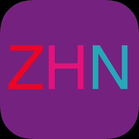 Logo ZorgApp ZHN