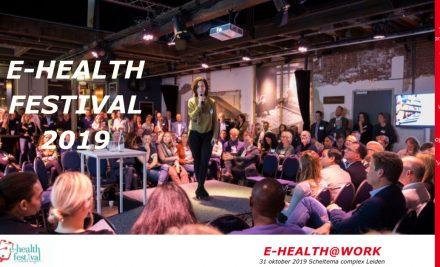 E-healthfestival 2019: E-health@work