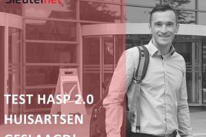 Eerste test door Leidse huisartsen met HASP 2.0 geslaagd!