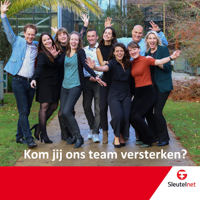 Vacature officemanager Sleutelnet