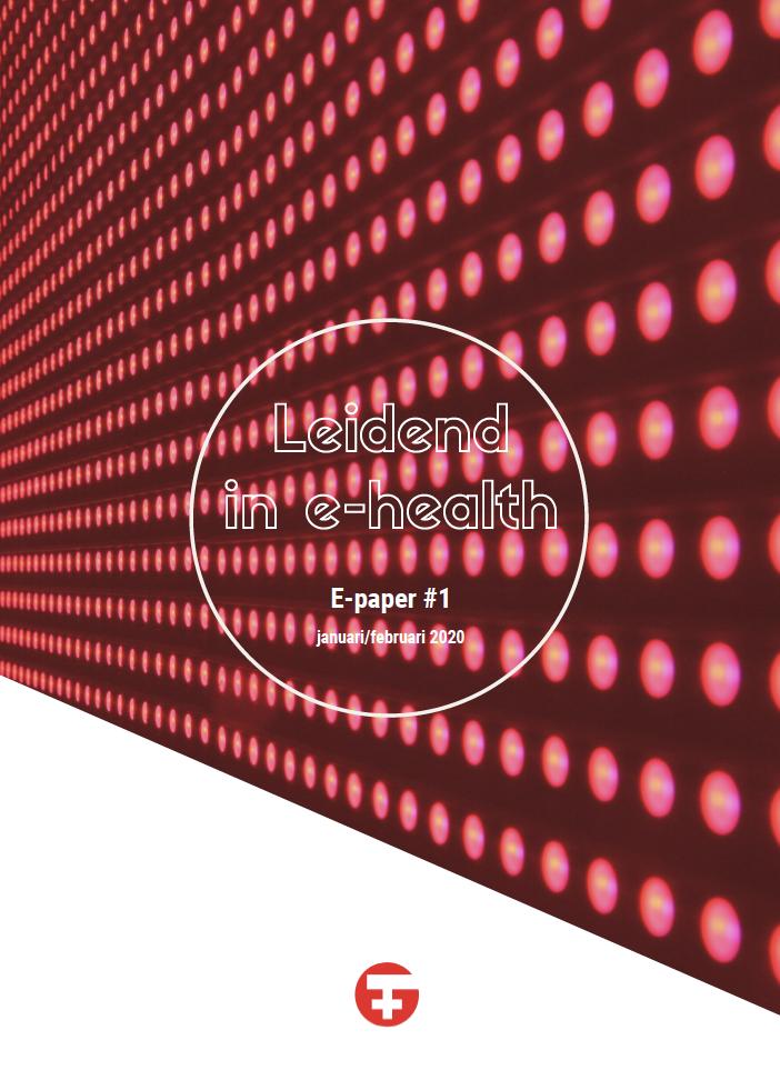 Eerste editie e-paper Leidend in e-health